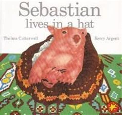 Kids' Book Review Review Sebastian Lives In A Hat