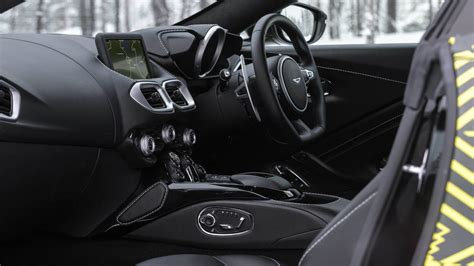 Gallery 2019 Aston Martin Vantage Prototype Interior