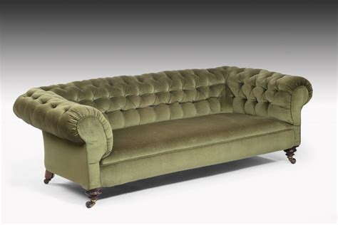 Chesterfield Settee by Chesterfield Sofa Settee Summers Davis