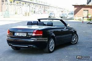Audi S4 Cabriolet : 2006 audi s4 cabriolet car photo and specs ~ Medecine-chirurgie-esthetiques.com Avis de Voitures