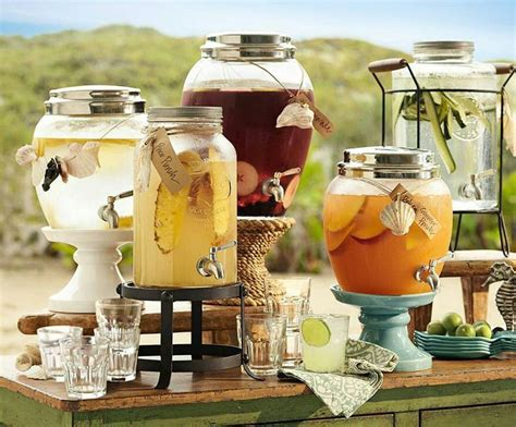 25+ Best Ideas About Beverage Stations On Pinterest