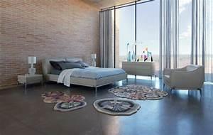 lit rond roche bobois fabulous tapis roche bobois best of With tapis moderne avec soldes canapé club