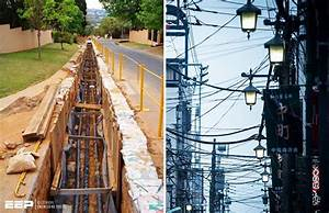 Overhead Vs  Underground Residential Distribution Circuits