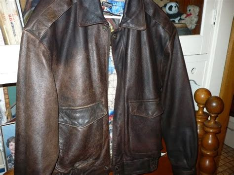 Leather Reconditioning by Leather Care Repair And Restoration Leather Jacket