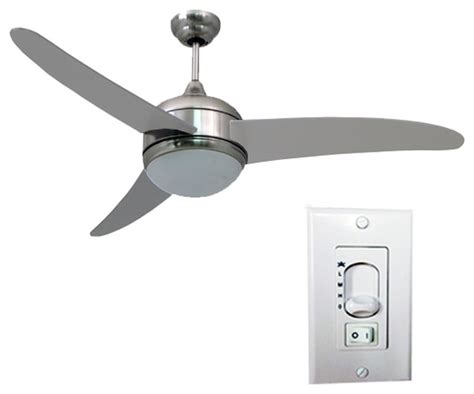 Contempo Ceiling Fan 54 by 52 Quot Contempo Collection Ceiling Fan Contemporary