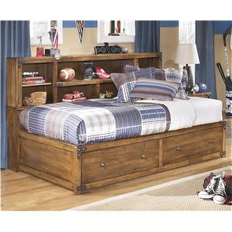 delburne full bookcase bed delburne b362 by signature design by ashley ahfa
