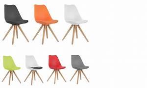 Chaise De Salle à Manger Design : chaise de salle a manger design daven style scandinave ~ Teatrodelosmanantiales.com Idées de Décoration