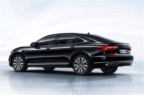 volkswagen passat nms  official  china