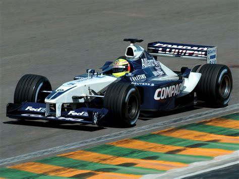 Bmw Formula 1 by 2002 Williams Fw24 Bmw Ralf Schumacher 2002 Formuła