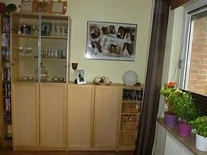 Ikea Billy Vitrine : ikea billy regalsystem schrankwand farbe birke in stockelsdorf ikea m bel kaufen und ~ Markanthonyermac.com Haus und Dekorationen