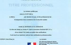 Diplome Moniteur Auto école : merit formation formations pour professionnels de la conduite ~ Medecine-chirurgie-esthetiques.com Avis de Voitures