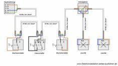 Haus Elektroinstallation Selber Machen : hier finden sie den schaltplan einer kreuzschaltung anleitung mit denen sie ihre ~ Frokenaadalensverden.com Haus und Dekorationen