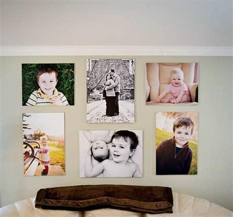 Diy Leinwand Collage by 100 Fotocollagen Erstellen Fotos Auf Leinwand Selber Machen