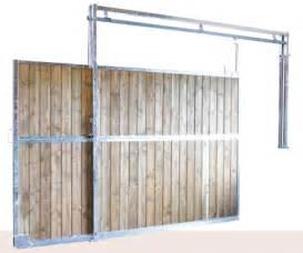 Cloison Sur Rail : cloison coulissante sur rail plein bois ~ Nature-et-papiers.com Idées de Décoration