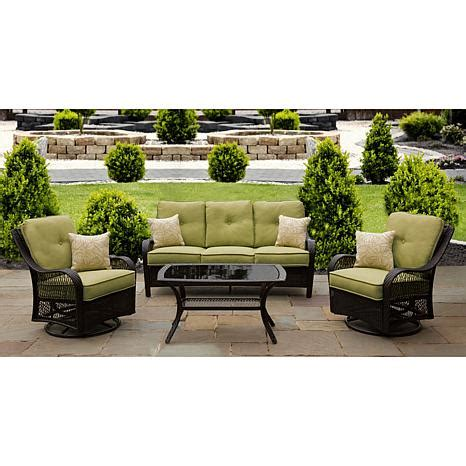 orleans 4 outdoor furniture collection 7461256 hsn