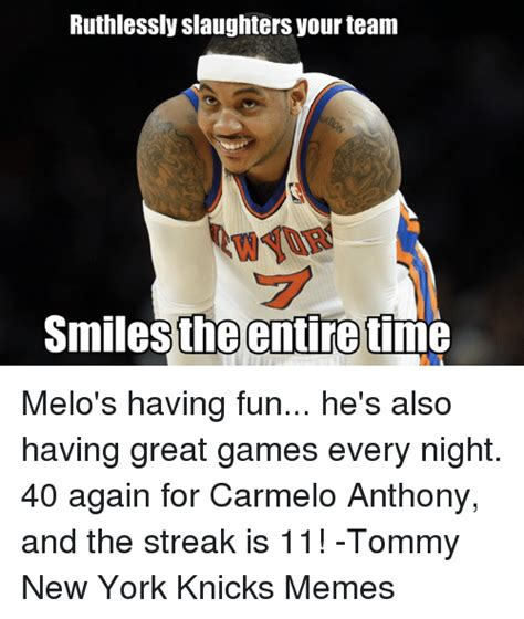Carmelo Anthony Memes - 25 best memes about carmelo anthony and new york knicks carmelo anthony and new york knicks memes