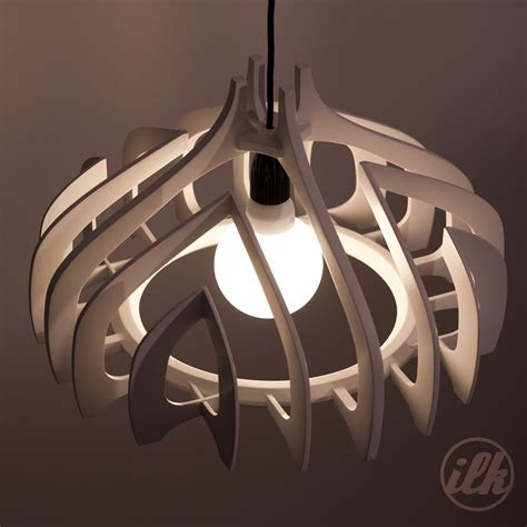 White Lights Can Be Found On What Of Buoys by Cnc Plywood White Pendant Light It Can Be Found On