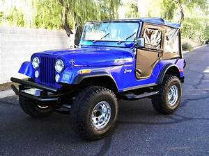 1973 JEEP CJ-5 CUSTOM 4X4 - 181338