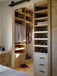 walk in closet plans Top 40 Modern Walk-in Closets