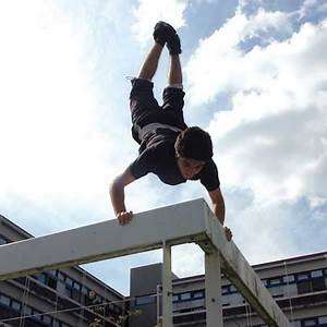 Parkour: to move, to last and to win – ThePrisma.co.uk