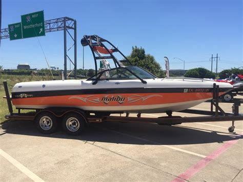 Boats For Sale Fort Worth by Malibu Boats For Sale In Fort Worth