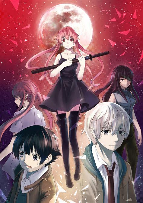 Future Diary Yuno Wallpaper Mirai Nikki Future Diary Mobile Wallpaper 1098215 Zerochan Anime Image Board