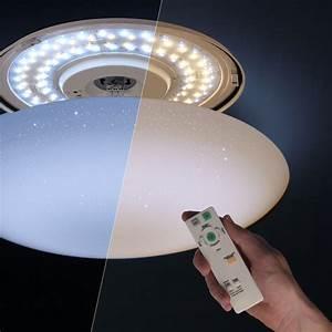 Deckenlampe Mit Farbwechsel : wofi ceres led deckenleuchte 53cm fernbedienung ~ A.2002-acura-tl-radio.info Haus und Dekorationen