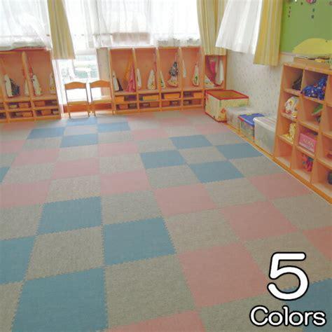 jc floor mats rokusen joint carpet thick type jc 90 90 x 90 x 1 5 cm
