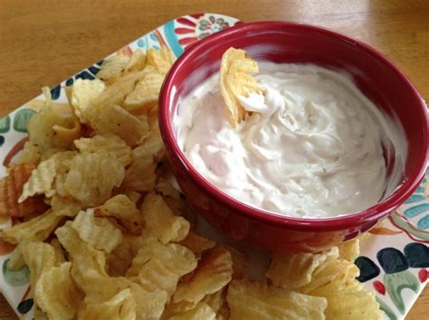 how to make dip how to make homemade onion dip recipe snapguide
