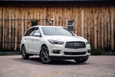 review  infiniti qx canadian auto review