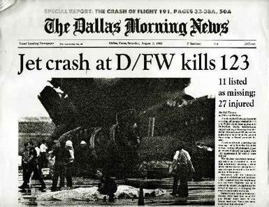 Delta Flight 191 On Emaze