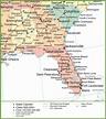 Map Of Georgia And Florida - Pinotglobal.com