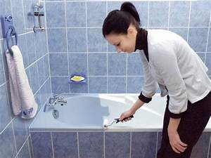Repeindre Une Baignoire émaillée : repeindre sa baignoire meilleures images d 39 inspiration ~ Premium-room.com Idées de Décoration