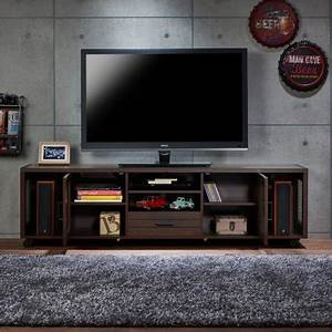 Furniture Of America Gamora 70quot Industrial TV Stand In