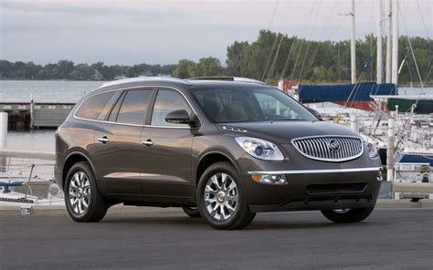 2012 Buick Enclave by 2012 Buick Enclave Suv