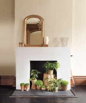 empty fireplace decorations creative space fireplaces without fire