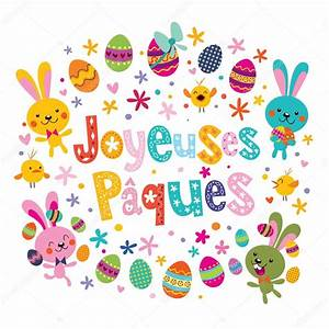 Joyeuses Paques Images : joyeuses paques joyeuses p ques en fran ais carte de voeux ~ Voncanada.com Idées de Décoration