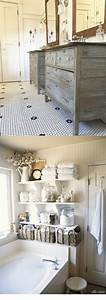 16, Charming, Cottage, Style, Bathroom, Ideas, U0026, Designs, For, 2020