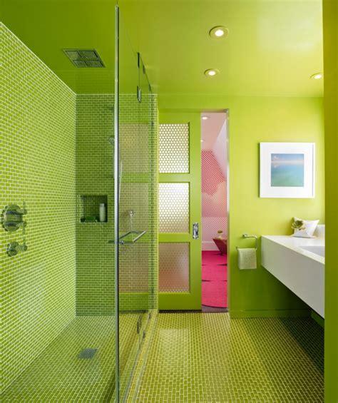 Colored Bathroom by 18 Green Bathroom Designs Decorating Ideas Design