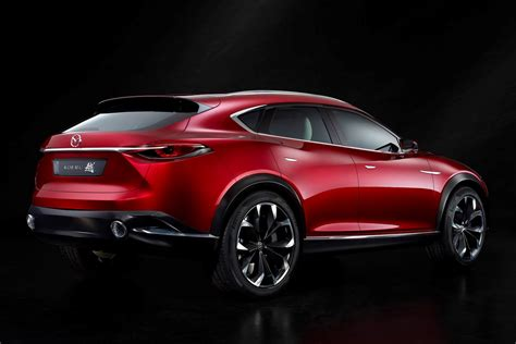 mazda modellen 2016 mazda koeru concept previews upcoming cx 7 suv carscoops