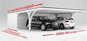 Carport Maße Für 2 Autos : ma e carport ~ Michelbontemps.com Haus und Dekorationen