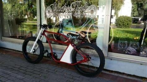 e bike herren gebraucht e bike pedelec cruiser herren fahrrad beachcruiser chopper ruff in nordrhein westfalen unna
