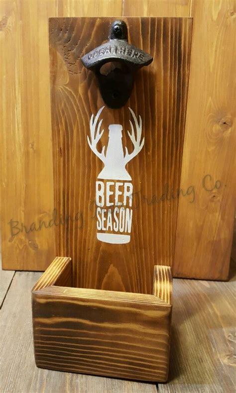 bottle opener cap collector beer season
