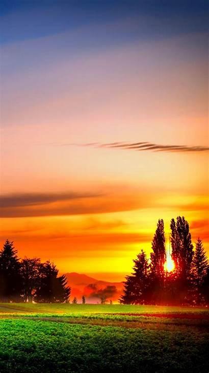 Sunrise Mobile 1080p Wallpapers Nature Earth Landscape