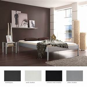 Was Ist Ein Futonbett : metallbett nachttisch farbe und gr e nach wahl futonbett nachtkonsole simona ebay ~ Markanthonyermac.com Haus und Dekorationen