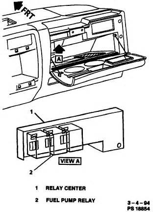 Chevy Fuel Pump Wiring Best Place Find