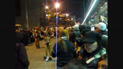 New Orleans Saints Super Bowl Xliv Victory Parade Youtube