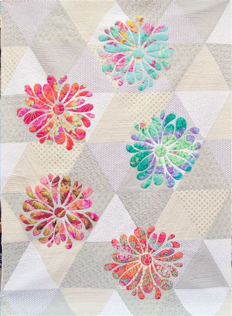 quilting applique patterns my flower bloom applique quilt pattern at passionately
