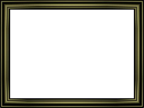 transparent frames and borders embossed