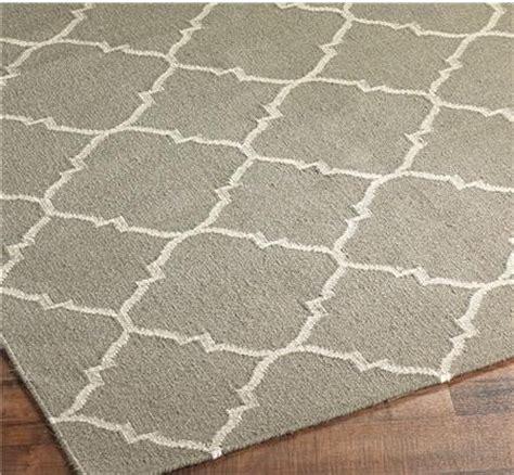 gray trellis rug dhurrie soho trellis rug eclectic rugs by